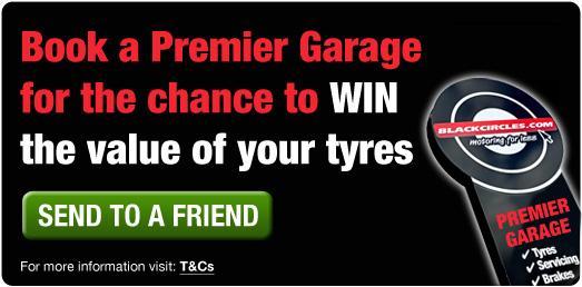 Premier Garage Offer