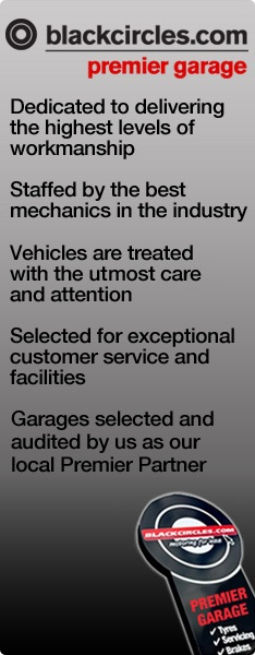 Blackcircles.com Premier Partner Garages