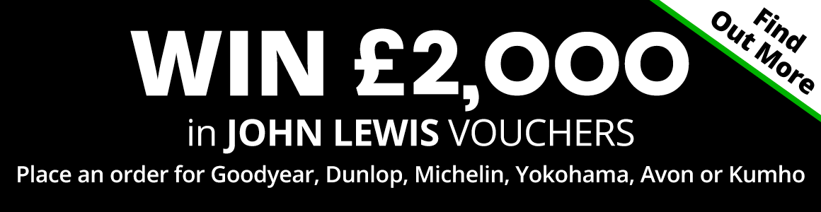 Win £2000 in John Lewis vouchers