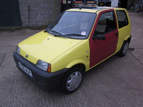 The Inbetweeners Car