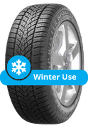 Dunlop Winter Sport 4D Car Tyre