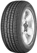 Continental Cross Contact LX Sport SSR 4 x 4 Tyre