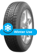 Dunlop SP Winter Response 2 (Winter Tyre) Car Tyre