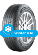 General Snow Grabber (Winter Tyre)