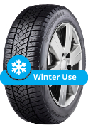 Firestone Winterhawk 3 (Winter Tyre)
