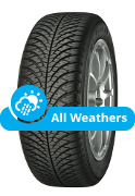 Yokohama BluEarth-4S AW21 Car Tyre