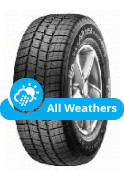 Apollo Altrust All Season Commercial Tyre