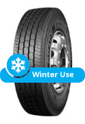 Continental HSW2 Coach (Steer) (Winter Tyre)