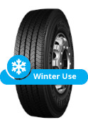 Continental HSW2 Scandinavia (Steer) (Winter Tyre)